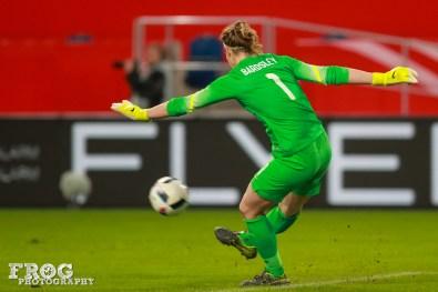 England's Karen Bardsley.