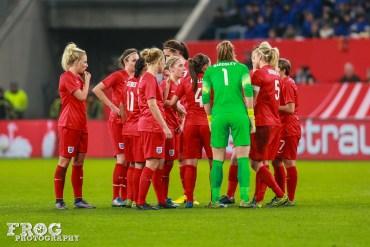 England regroups.
