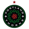 Portland Thorns FC logo, small
