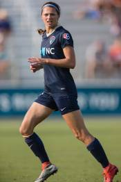 Ashley Hatch of the North Carolina Courage. (Shane Lardinois)