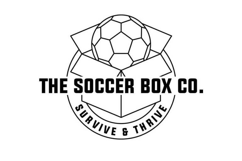 The Soccer Box Co logo