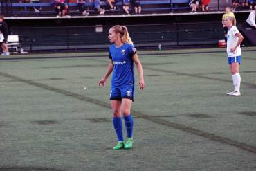 Beverly Yanez of Seattle Reign.