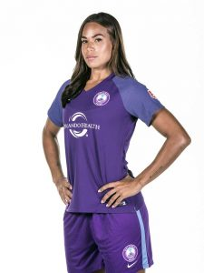 Toni Pressley headshot for Orlando Pride (Mark Thor)