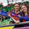 Barcelona supporters. (Daniela Porcelli / OGM)