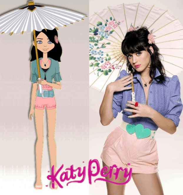Ourworld outfit katy perry ck 39 s ourworld guide for Perry cr309 s manuale