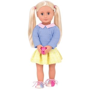 Our Generation Classic Doll Retro Bonnie Rose 18inch Blonde