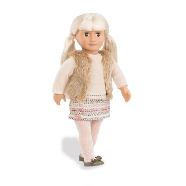 Our Generation Classic Doll Aria 18 inch Blonde