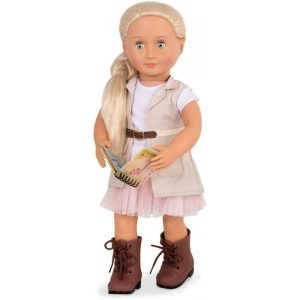 Our Generation Deluxe Doll Naya 18Inch Blonde