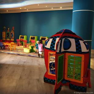 Doubletree Marjan Island Kids Club | OurGlobetrotters.Com