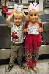 Little Traveler Passports | Educational travel gifts for kids