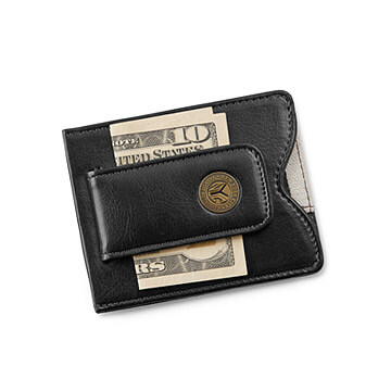Money Clip Wallet from Uncommon Goods