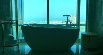 St Regis Abu Dhabi Staycation Review
