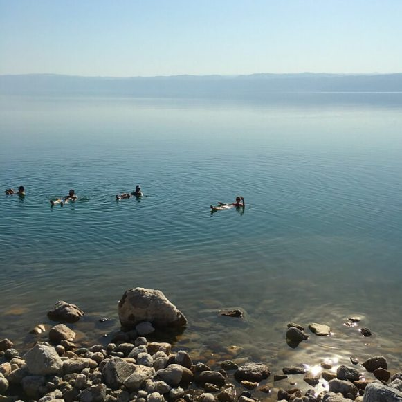Tackling the Dead Sea with Kids at Mövenpick Resort & Spa Dead Sea | Our Globetrotters