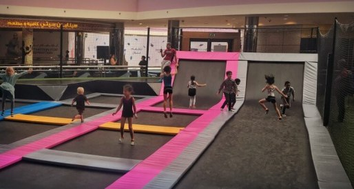 Bounce Abu Dhabi Kids Birthday parties