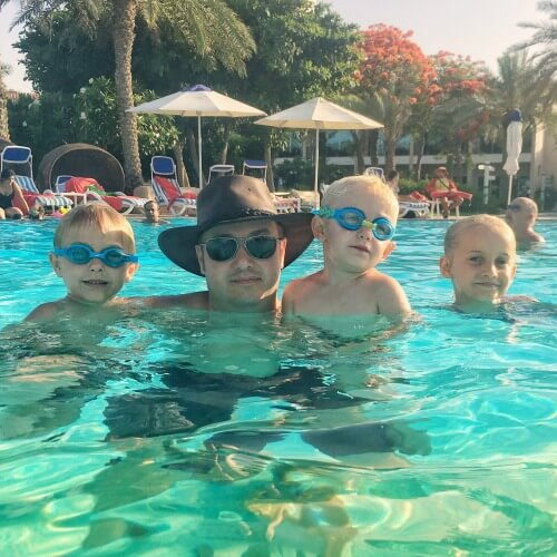Fujairah Rotana Resort & Spa   UAE luxury hotel review by Our Globetrotters - Family Travel & Expat Blog