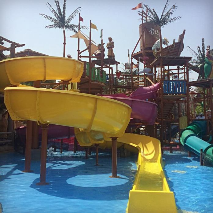 Wild Wadi Water Park in Dubai | UAE's Best Water Parks a review by Our Globetrotters