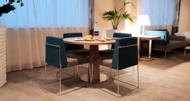 Dining area | Novotel World Trade Centre Dubai Family Review