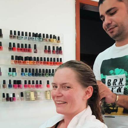 Hair Styling by Dani | Novotel World Trade Centre Dubai Family Review
