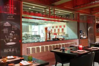 Wok & Co restaurant Ibis One Central| Novotel World Trade Centre Dubai Family Review