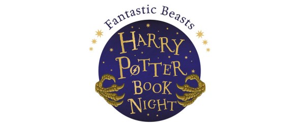 Image result for Fantastic Beasts Harry Potter Book Night Logo