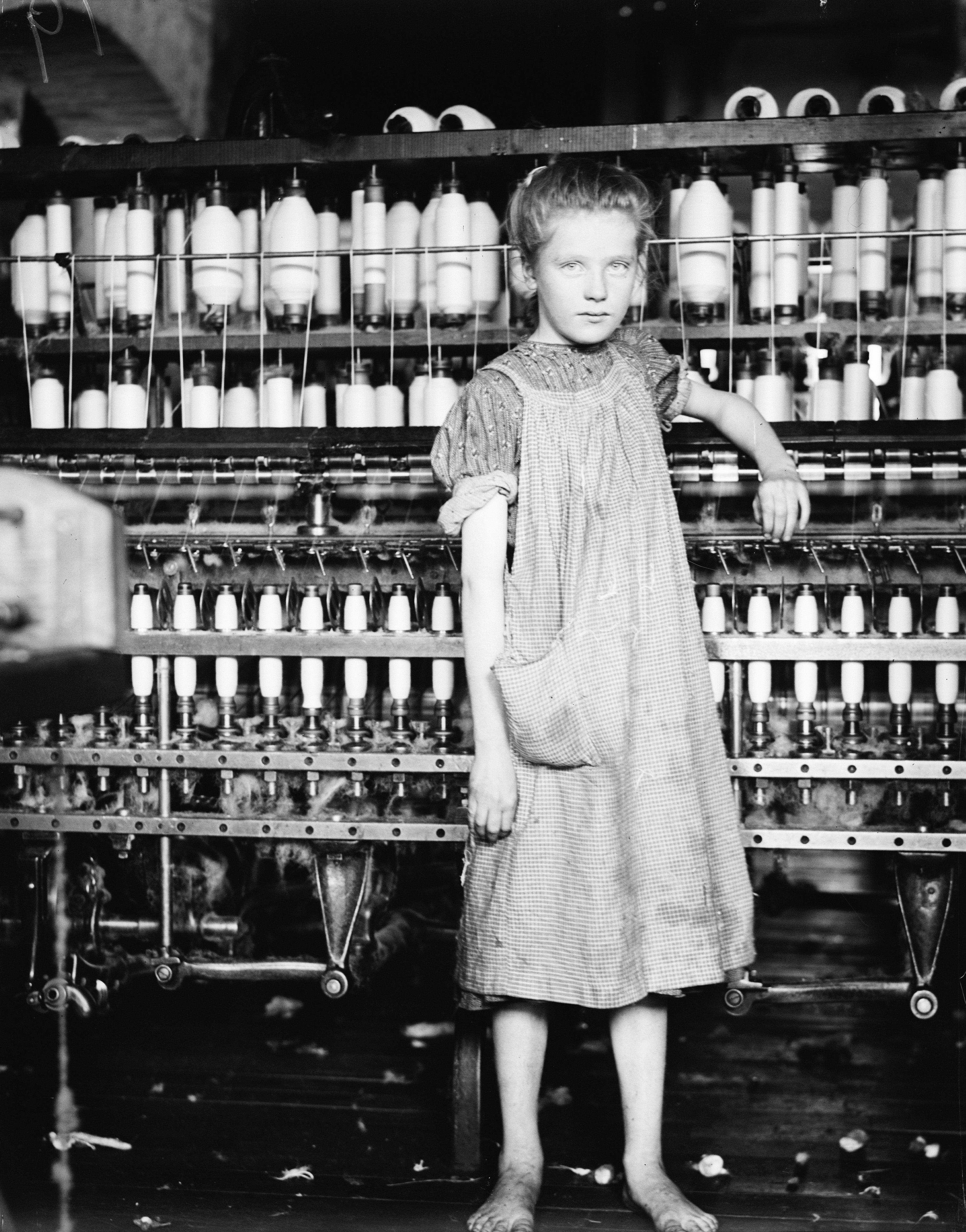 Child Factory Workers During The Industrial Revolution