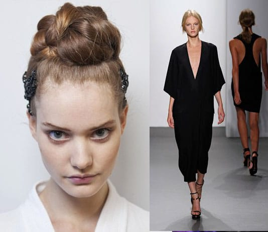 New York Fashion Week: Best Hair Trends of Spring 2011