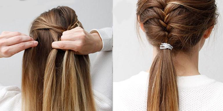 How to get a Fishtail Braid Tutorial