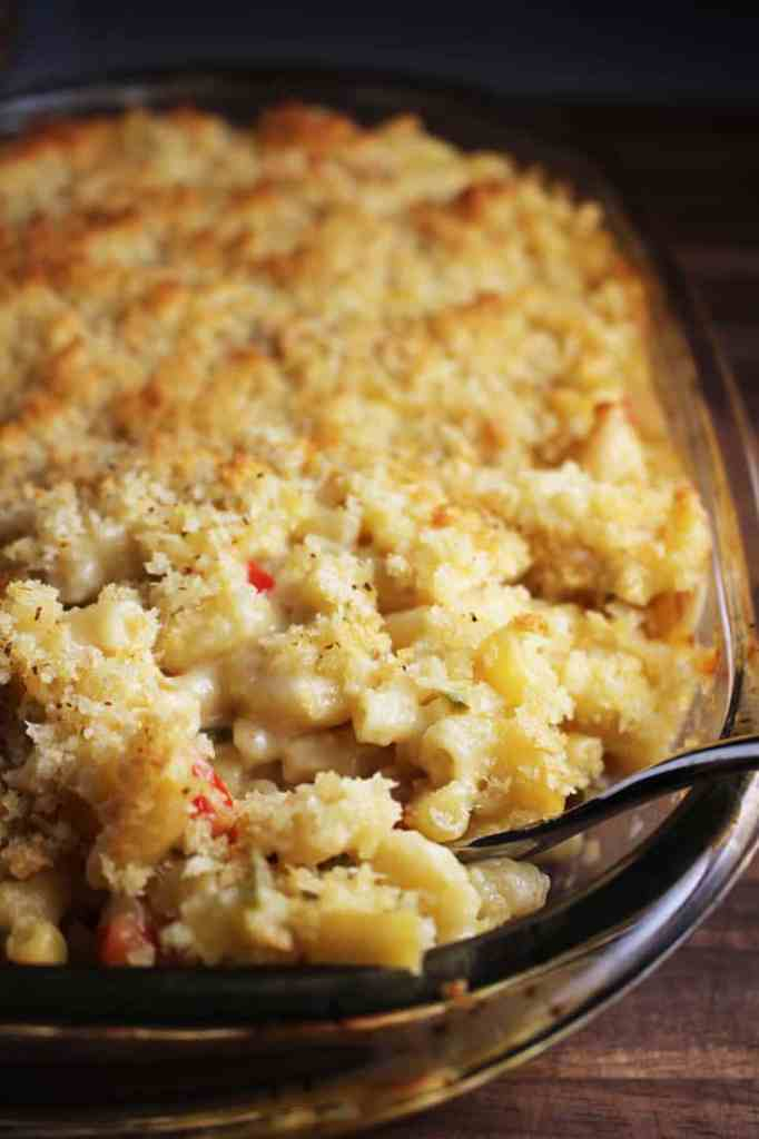 Easy Spicy Mac And Cheese Our Happy Mess