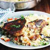 Easy Cajun Blackened Fish Recipe