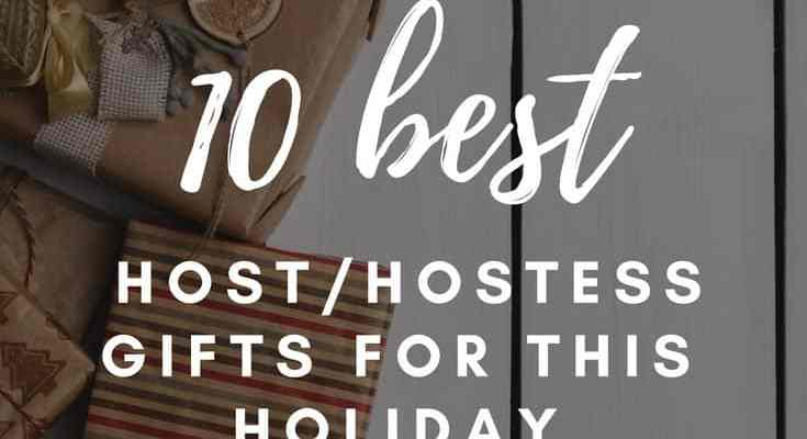 10 Thoughtful Hostess / Host Gifts for Home Cooks