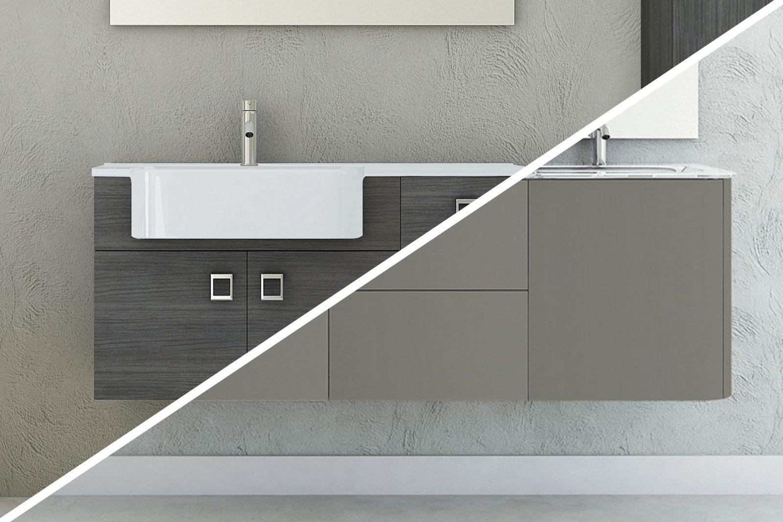 Come scegliere i mobili per il bagno?