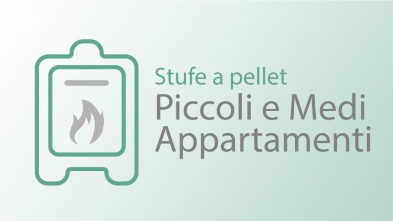 Quali stufe a pellet scegliere per piccoli e medi appartamenti?