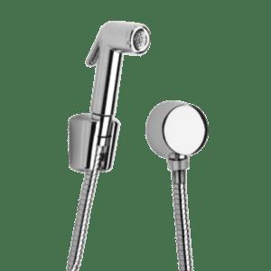 Kit Doccia Igienica - Doccetta Bidet con presa d'acqua e flessibile 100 cm