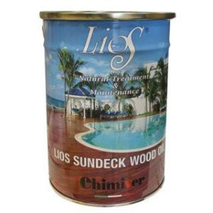 Lios Sundeck Wood Oil