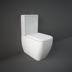 RAK-METROPOLITAN WC monoblocco Rimless