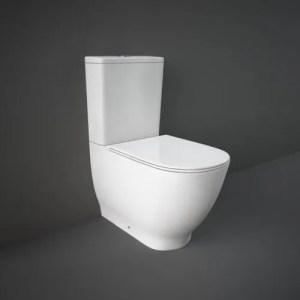 RAK-MOON Monoblocco  WC Rimless