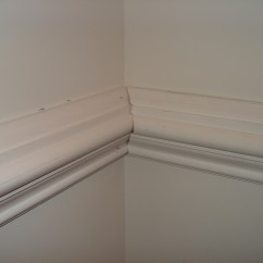 Where To Nail Chair Rail Hanging Support Our Home From Scratch