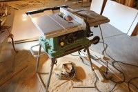 Setting Up A Table Saw & Hi Again This Is My Current Saw ...