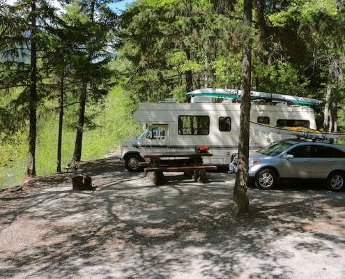 cottonwood creek campground