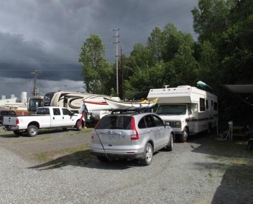 Ship Creek RV park