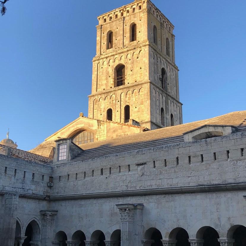 St Trophime Cloisters