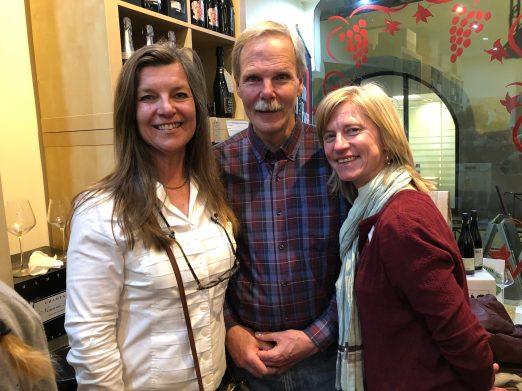 Carcassonne-April-2019-Geri-wine-tasting-with-Jeff-and-Vibeke