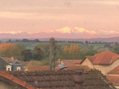 Carcassonne-April-2019-Pyrenees-view-from-home