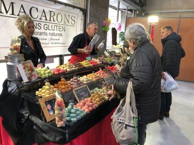 Carcassonne-April-2019-craft-fair-Caunes-Minervois-2