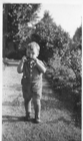 Harald as a youngster 1