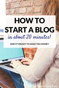 Why You Should Start a Blog (It's Super Easy!)