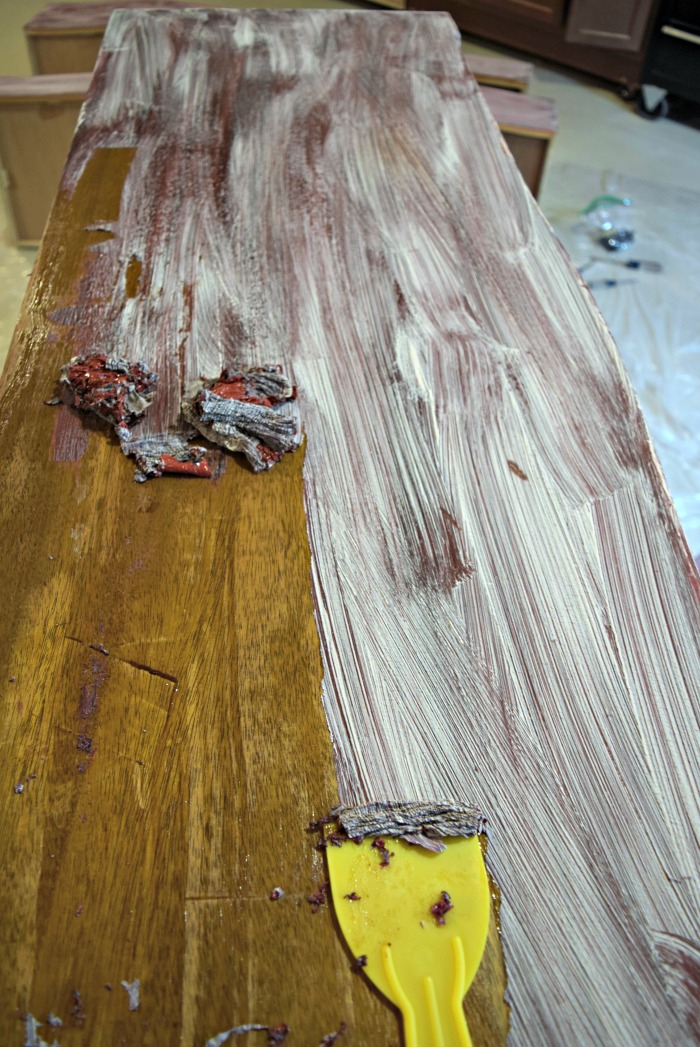 How To Strip Polyurethane From Wood Table