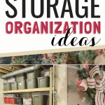 5 Easy To Do Holiday Storage Organization Tips Our Home Made Easy