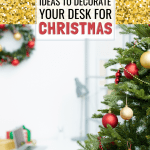 Affordable Office Christmas Decorations Ideas Our Home