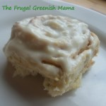 Recipe: Homemade Cinnamon Rolls with Cream Cheese Icing